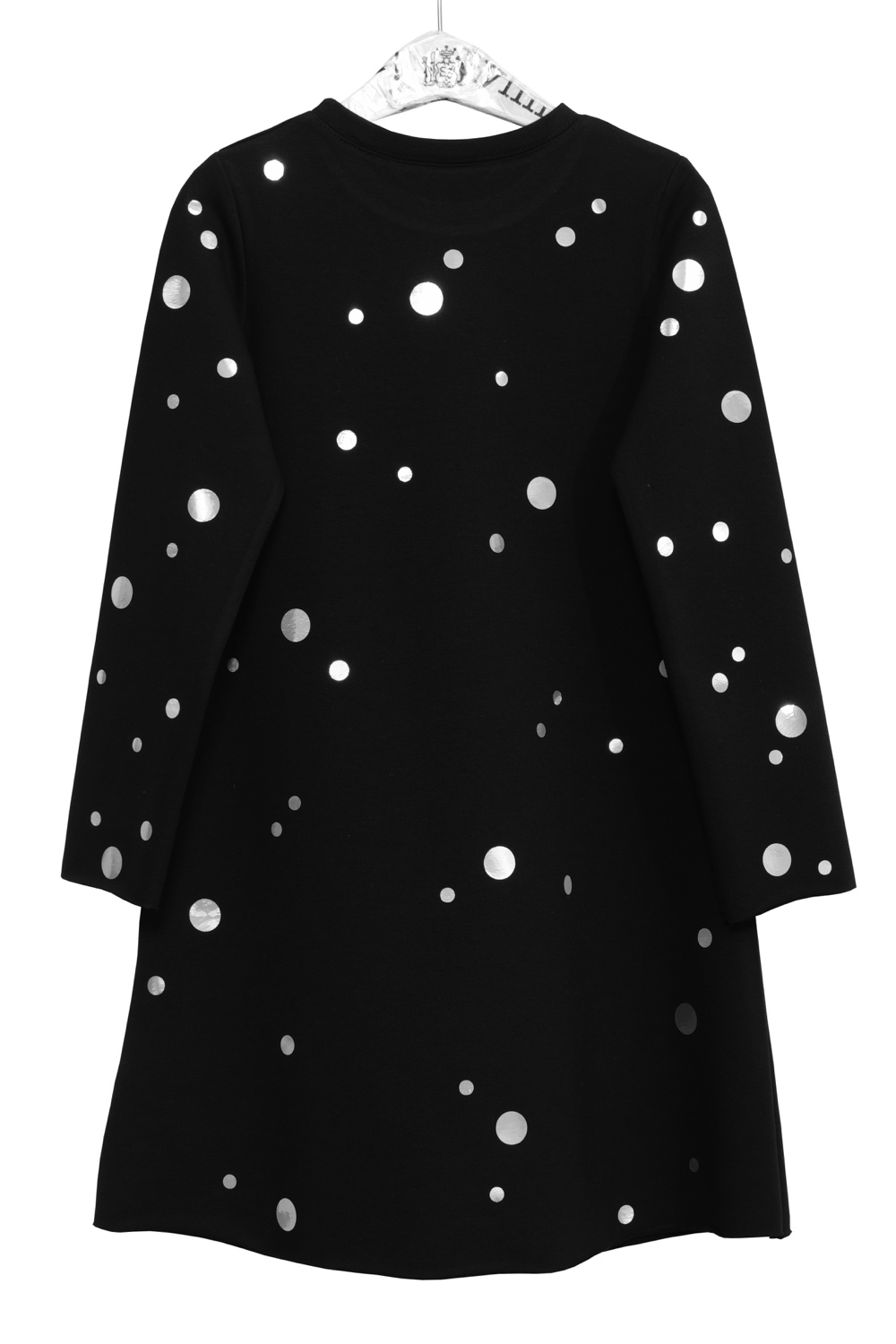 Holo Dots Dress Kids - 0