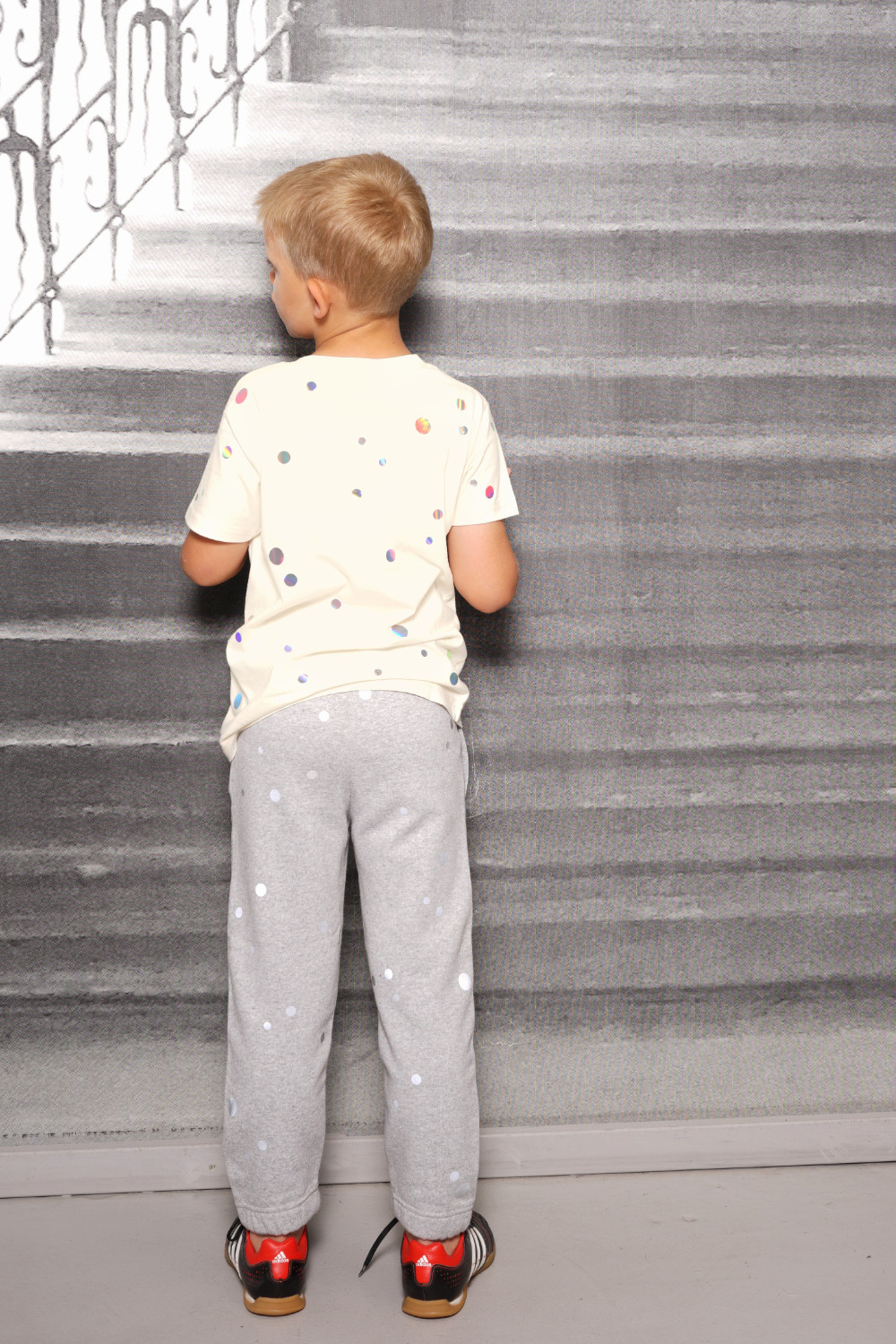 Holo Dots T-Shirt Kids - 5