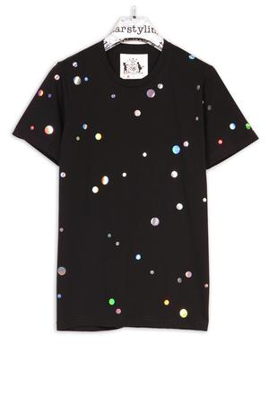 HOLO DOTS T-SHIRT