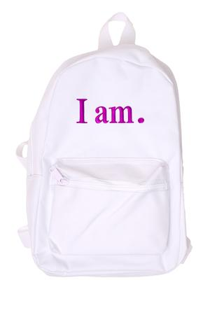 I am. Backpack - 1
