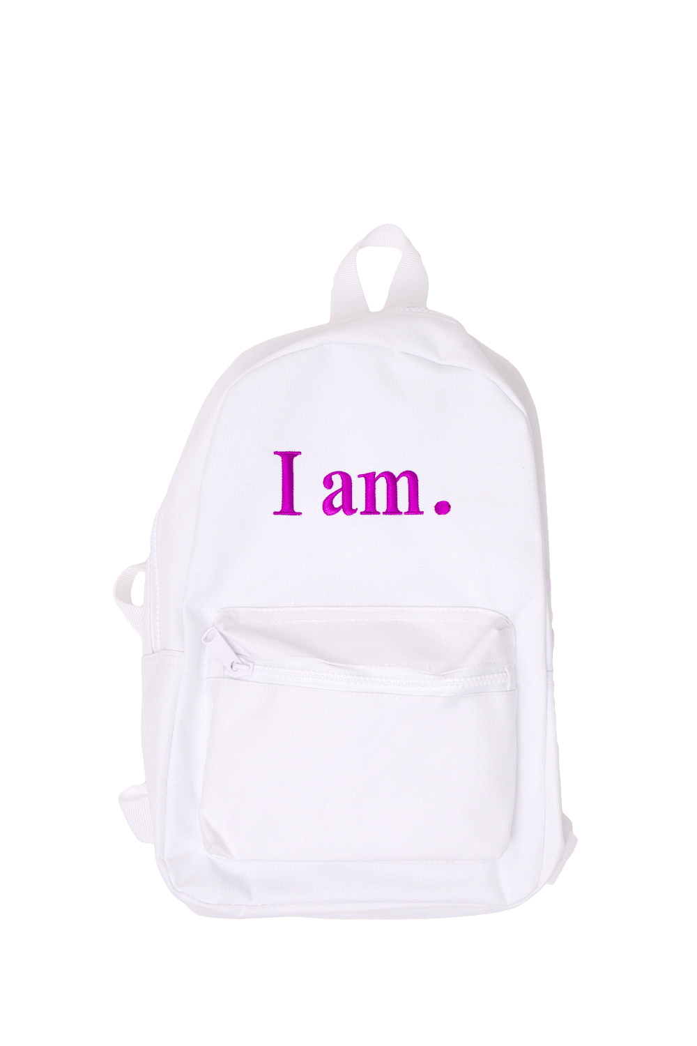 I am. Mini Backpack