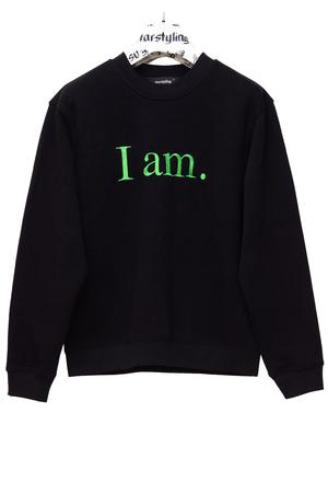 I am. Sweater