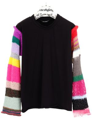 Knitted Arm Longsleeve