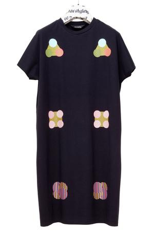 Molecules Dress