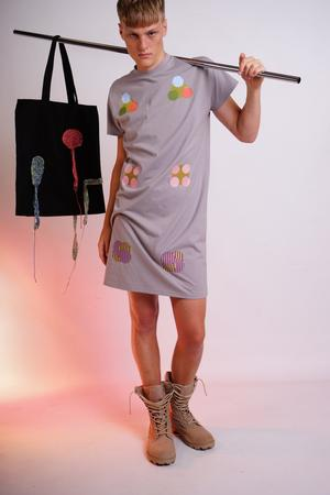 Molecules Dress - 0