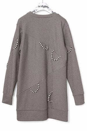 Moretti Big Sweater Dress - 0