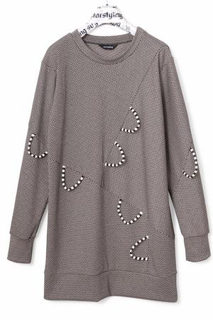 Moretti Big Sweater Dress