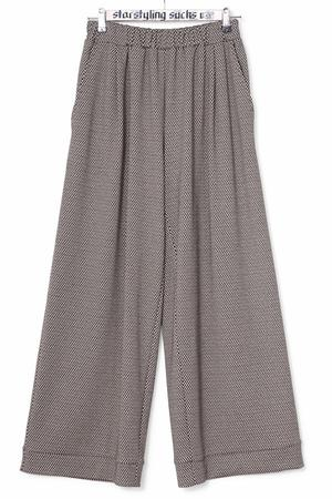 Moretti Wide Trousers