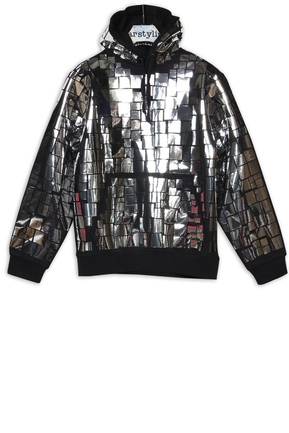 MOSAIC ALLOVER HOODY