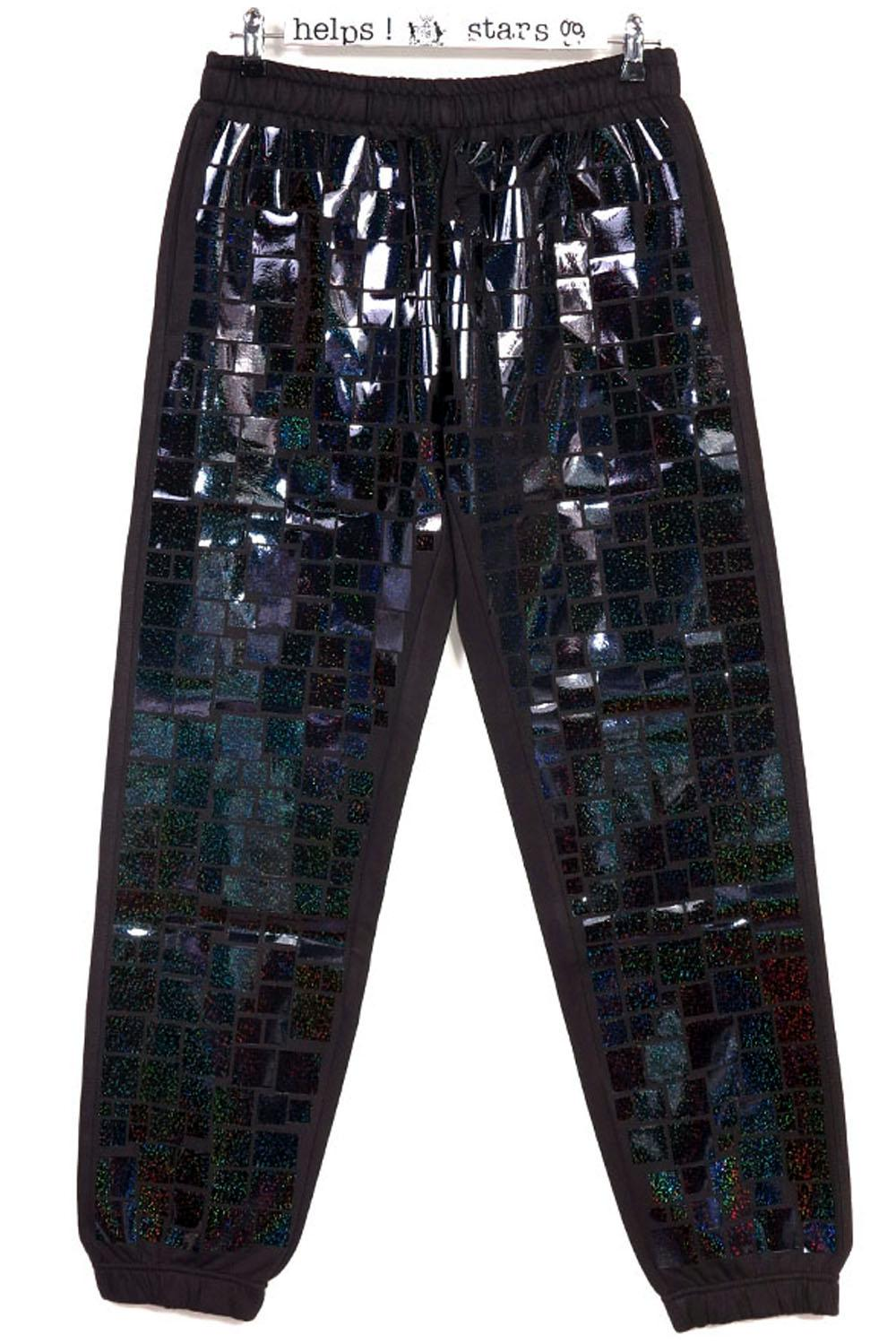 MOSAIC ALLOVER JOGGERS - 0