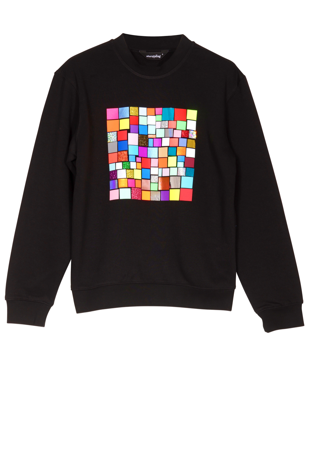 Mosaic Multicolor Sweater