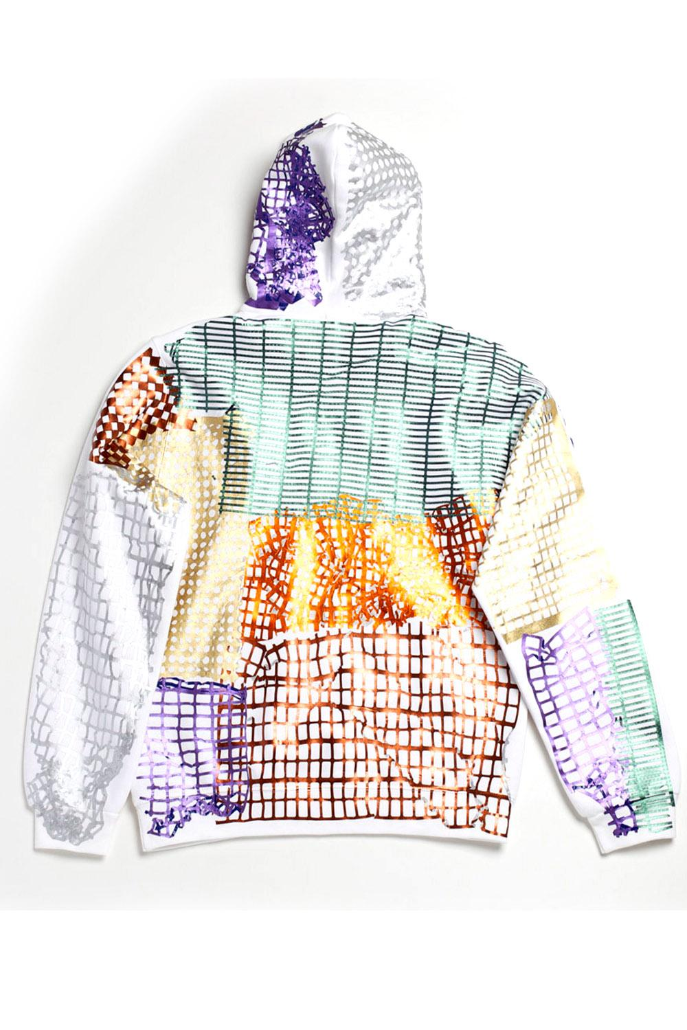 MULTI FOILOVER HOODY / ZIP JACKET - 2