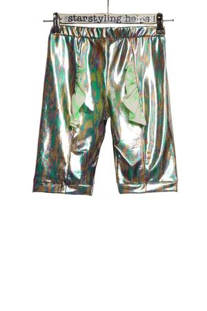 Oilslick Cycling Shorts
