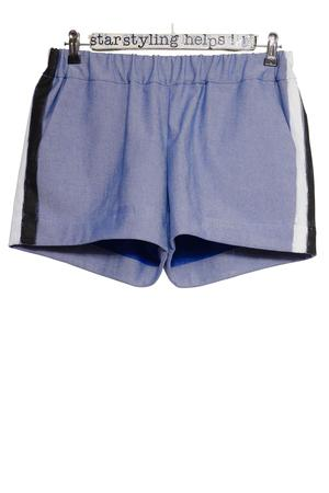 Painted Line Shorts