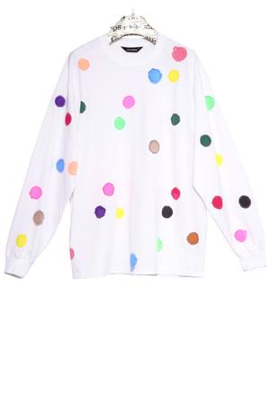 Painted Points Longsleeve
