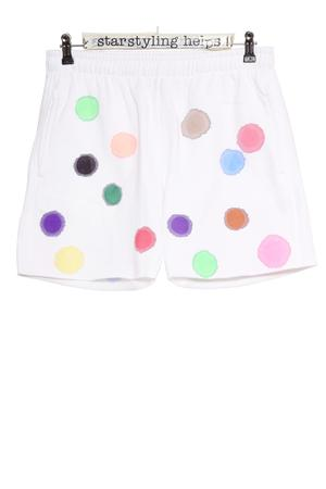 Painted Points Shorts