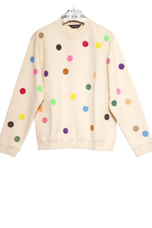 Painted Points Sweater