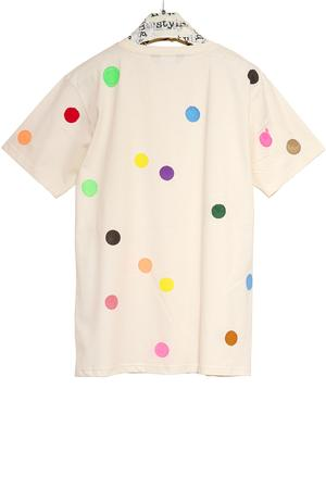 Painted Points T-Shirt - 2