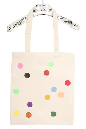 Painted Points Tote Bag - 0