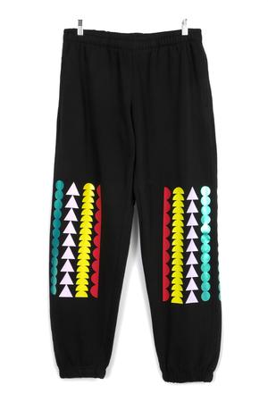 PATTERN STRIKES JOGGERS