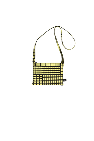 Plotter Allover Cross Body Bag