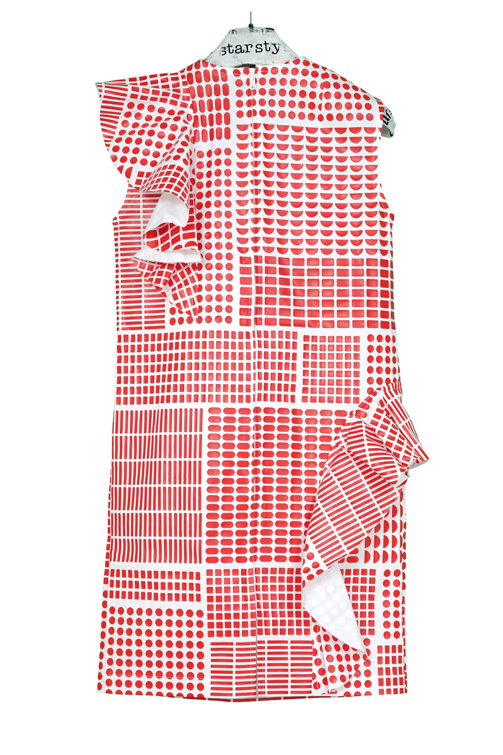 Plotter Allover Dress - 2