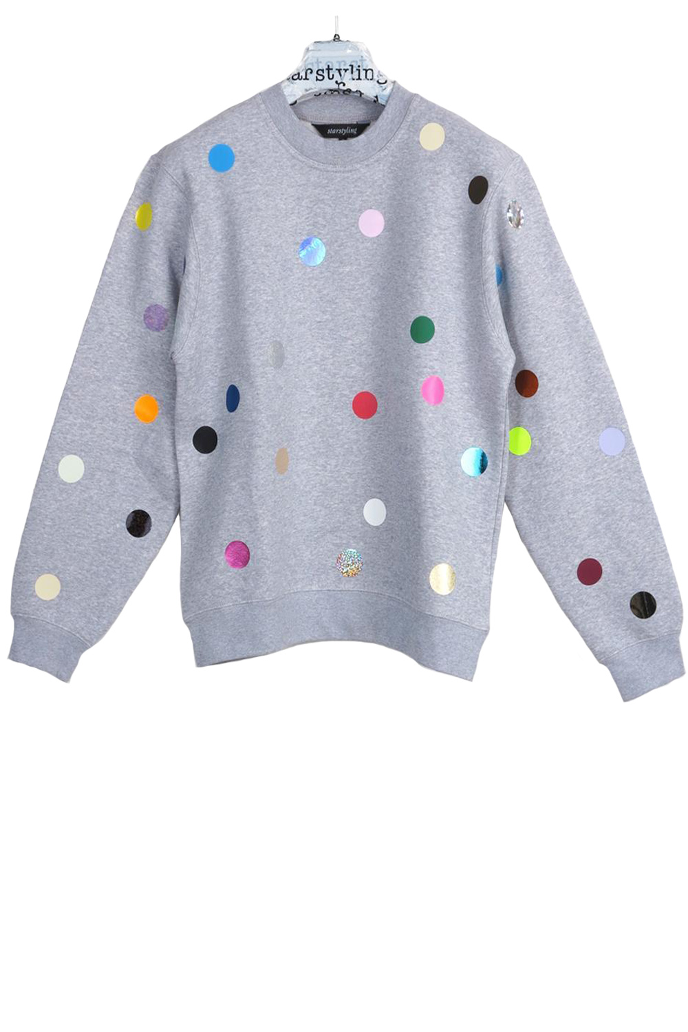 POINTS SWEATER