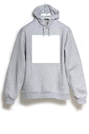 REFLECT BIG SQUARE HOODY