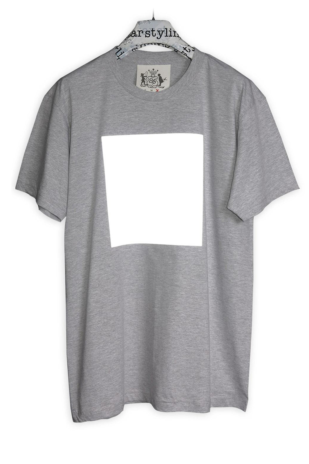 REFLECT BIG SQUARE TEE
