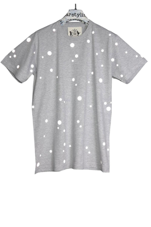 REFLECTIVE DOTS T-SHIRT