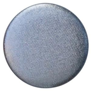 SILVER MAT BUTTON