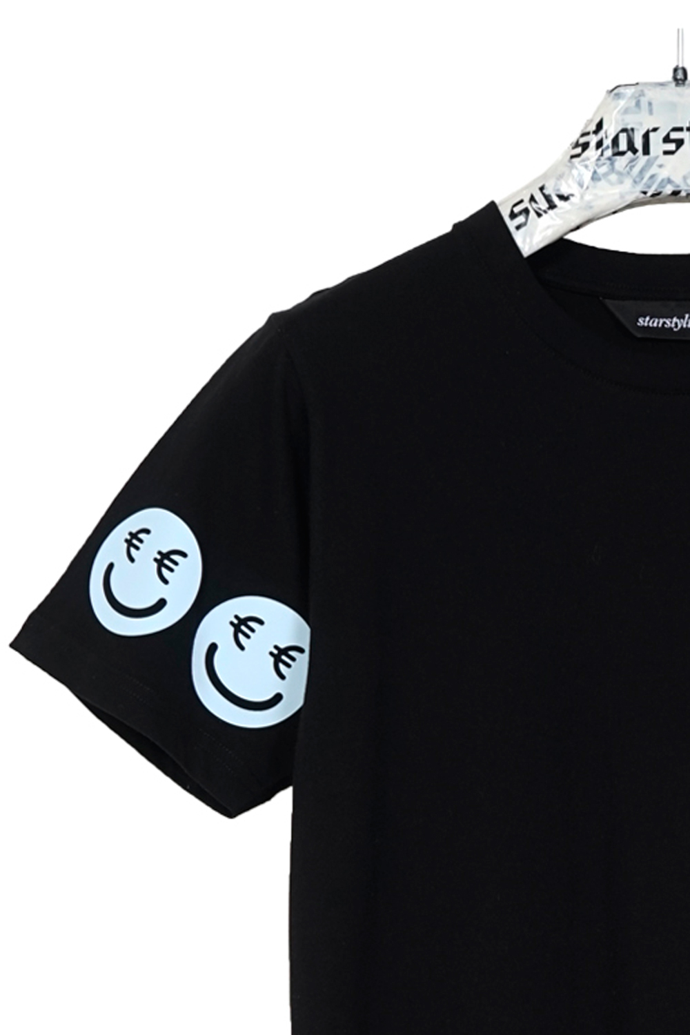 €Smiley Cropped T-Shirt - 1