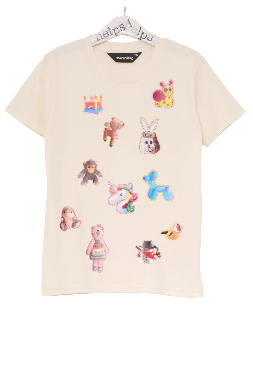 Stickies T-Shirt Kids - 1