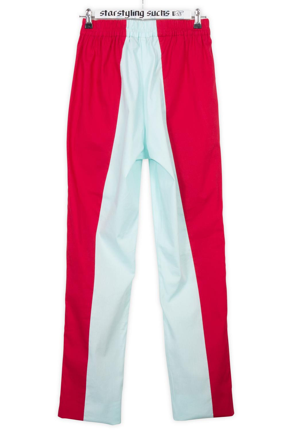 Two-Tone Trousers - 0