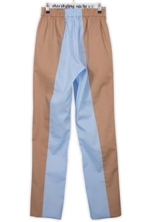 Two-Tone Trousers - 1
