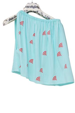 Wlan Short Top - 1