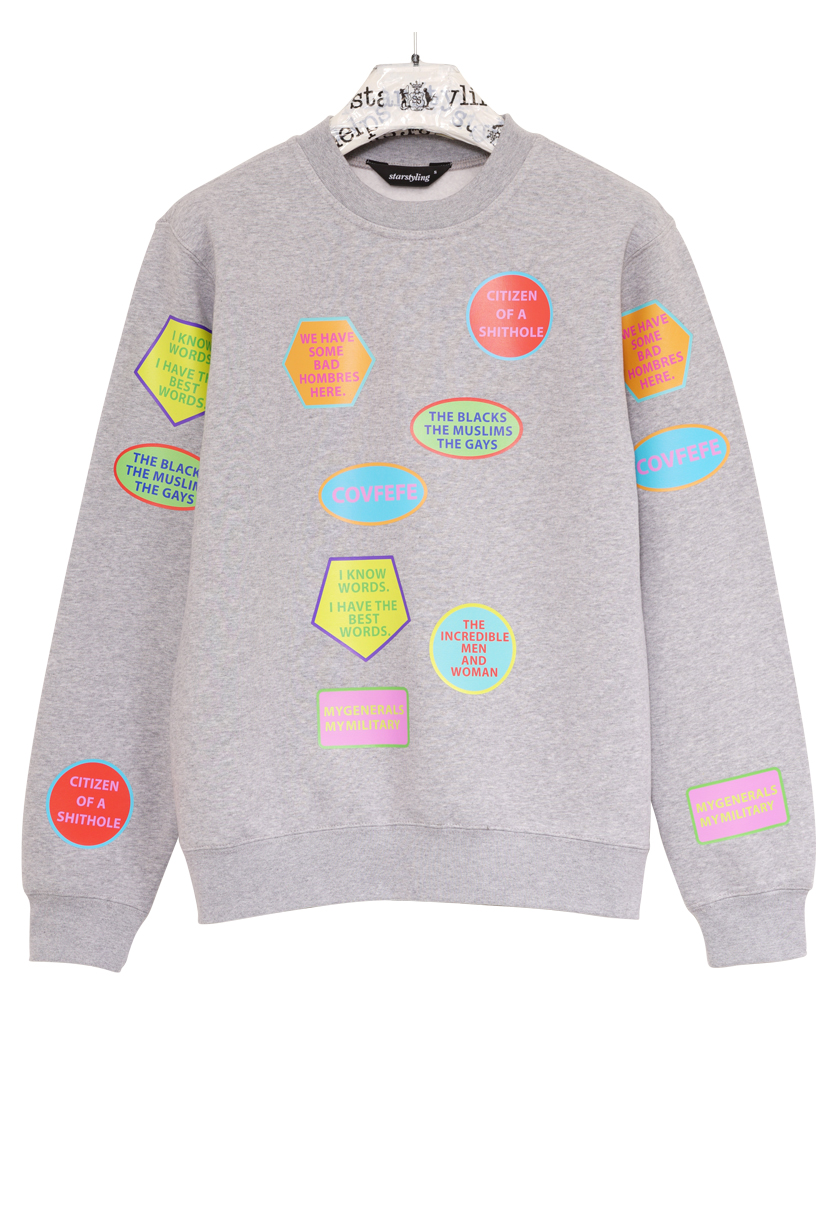 Words Sweater - 0