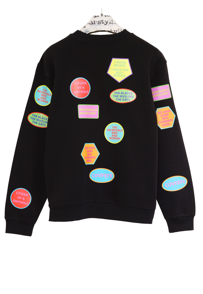 Words Sweater - 1
