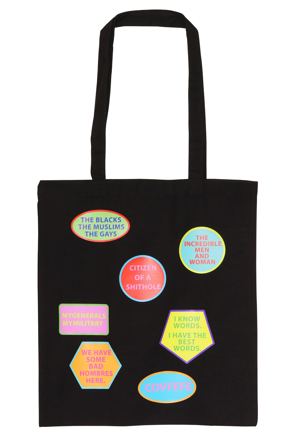 Words Tote Bag - 0